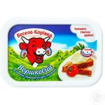 Сыр плавленый Веселая Коровка Сливочный с витаминами 50% 180г