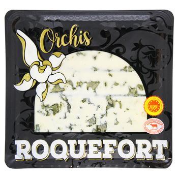Сыр Orchis Noir Рокфор 100г