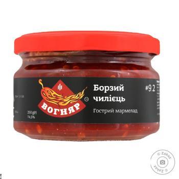 Sauce Vohniar 250ml