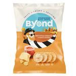 B.Yond Chips rice flavored with cheddar cheese and tomatoes  70g