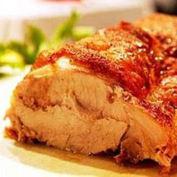 Слоеная свинина