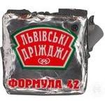 Yeast Lvivski drizhzhi for baking 42g