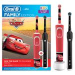 Oral-B Family Edition Pro1&Kids Cars Toothbrush