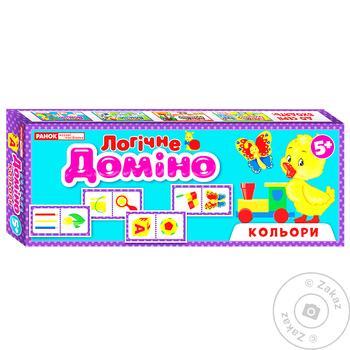 Game Ranok publishing Ukraine