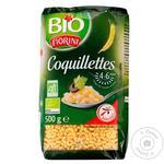 Макароны Fiorini Bio Coquillettes с твердых сортов пшеницы 500г
