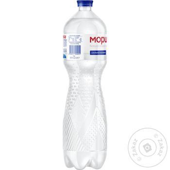Мінеральна вода Моршинська природна сильногазована 1,5л - купити, ціни на Novus - фото 2