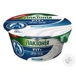 Крем творожный Лактония FIT+ Классик 0,2% 140г
