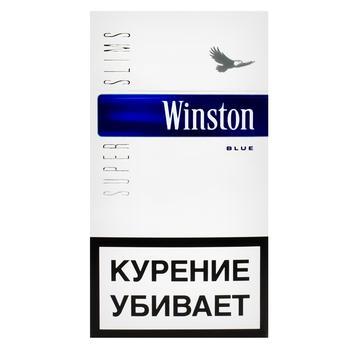 Купить сигареты winston blue одноразовые электронные сигареты люблино