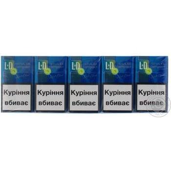 Сигареты LD Impulse Compact
