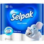 Selpak Super Soft Toilet papper 3 ply 32pcs