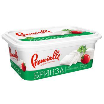 Сир Premialle Бринза розсольний 35% 230г