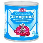 Продукт молоковмісний Заречье Слобожанська Згущенка згущений з цукром 8.5% 370г