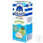 Бифидойогурт Простоквашино Бифилакт Яблоко-груша 2,4% 207г - купить, цены на Novus - фото 1