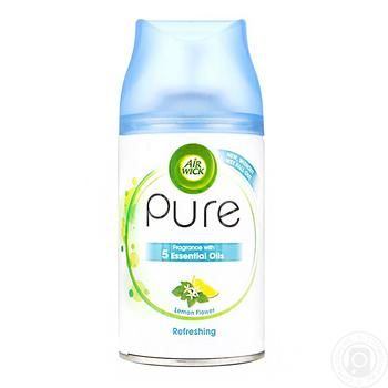 AirWick Pure Lemon air freshener replacement balloon 250ml - buy, prices for Auchan - image 1