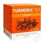 Natur Boutique Turmeric Tea 20pcs 30g