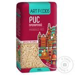 Рис Art Foods длиннозерный пропаренный 1кг