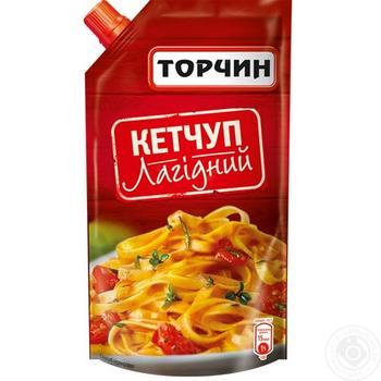 Скидка на Кетчуп Торчин Нежный 300г