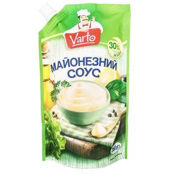 Майонезный соус Varto 30% 360г