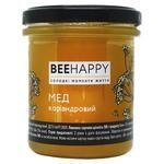 Мед BeeHappy коріандровий 400г