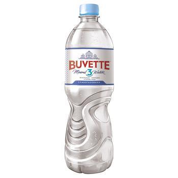 Вода Buvette минеральная слабогазированная 1,5л