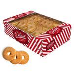 Печенье Delicia Мальвина со сливочным вкусом 1кг