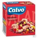 Салат з тунцем Calvo Mexican 150г