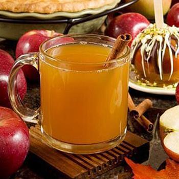 """Напиток """"Горячее яблоко"""""""