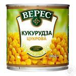Кукуруза Верес сахарная 340г - купить, цены на Ашан - фото 5