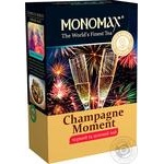 Monomakh Black And Green Tea Splashes Champagne 80g