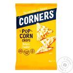Чипсы Corners кукурузные со вкусом зрелого сыра Чеддер 85г