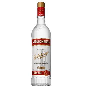 Stolichnaya Vodka 1000ml