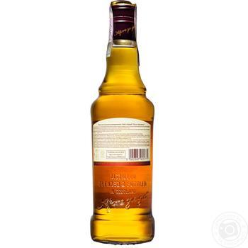 Виски Bells Original 40% 0,5л - купить, цены на Фуршет - фото 2