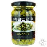 Каперси Piacelli в маринаді з білим вином 90г - купити, ціни на Фуршет - фото 1