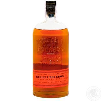 Bulleit bourbon 45% 0,7l - buy, prices for Novus - image 2