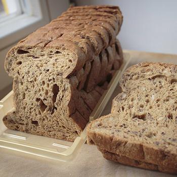 Шварцброт - німецький чорний хліб