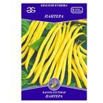 Семена Семена Украины Гигант Фасоль кустовая Пантера 15г