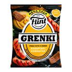 Грінки Flint Grenki житні зі смаком баварських ковбасок 100г