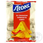 Lux Chips with Spicy Cheese 133g