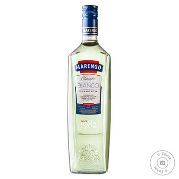 Marengo Bianco Classic white sweet dessert vermouth 16% 0,5l - buy, prices for CityMarket - photo 1