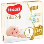 Diapers Huggies Elite soft 3-5kg 84 pcs