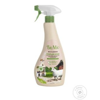 Spray Biomio for cleaning of kitchen 500ml
