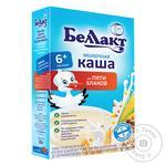 Каша Беллакт молочная из пяти злаков сухая 200г