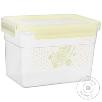 Food storage box Narodnyy produkt for products 1150ml - buy, prices for Furshet - image 1