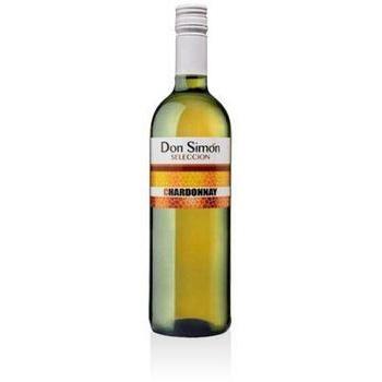 Don Simon Seleccion Chardonnay white dry wine 12% 0,75l