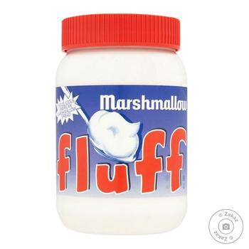 Зефир Marshmallows Fluff кремовый со вкусом ванили 213г