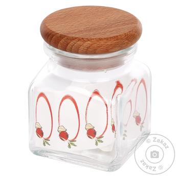 PRC Container for spices with spoon 120ml - buy, prices for Furshet - image 1