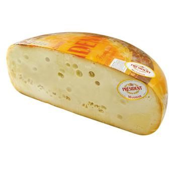 Сир Президент Маасдам 48% ваг.