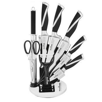 Набор ножей Maxmark 9предметов - купить, цены на Таврия В - фото 1