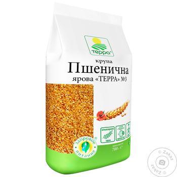 Крупа пшеничная Терра Яровая №2 700г - купить, цены на Восторг - фото 2
