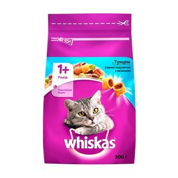 Whiskas Dry Tuna For Cats Food - buy, prices for CityMarket - photo 1